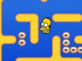 Game The Simpsons Pac-Man. Jogar online